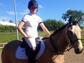 Competiton Horse Training
