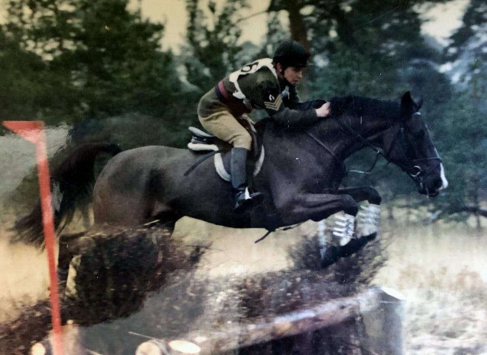 Richard Maxwell - competitve rider